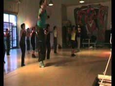 """""""Pégate"""" - Zumba Fitness™ - Lotus Banen - YouTube (love the song and the workout)"""