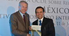 Presenta la OCDE estudio: Revisiones sobre Reforma Regulatoria