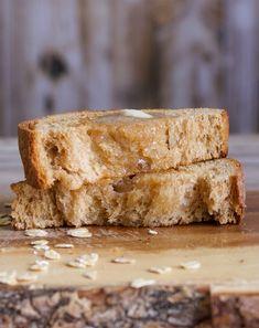 Simple Homemade Whole Wheat Bread Recipe