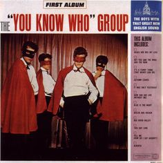 "The ""You Know Who"" Group LP"