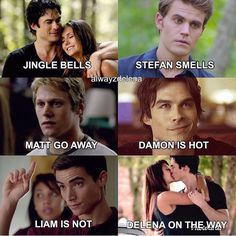 Pin by lovetomholland on vampire diaries in 2019 The Vampire Diaries, Damon Salvatore Vampire Diaries, Vampire Diaries Poster, Ian Somerhalder Vampire Diaries, Vampire Diaries Wallpaper, Vampire Diaries The Originals, Delena, New Memes, Funny Memes