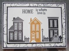 I just listed Housewarming Handmade Greeting Card Home Is Where The Heart Is New Home  on The CraftStar @TheCraftStar #uniquegifts