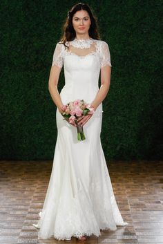 Fall 2014 Wtoo Brides Blance Gown style 13331