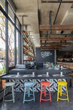 brooklyn to west: Build restaurant booths | Crossroads Ideas ...
