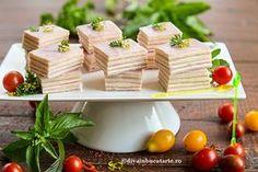 Dobos aperitiv cu sunca si cascaval este cel mai rapid si mai simplu aperitiv pe care il putem pregati pentru mesele festive sau simple petreceri cu prietenii.