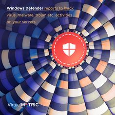 VirtualMetric offers Windows Defender reports to track virus, malware, trojan etc. activities on your servers. You can easily track Windows Defender activities via Security Threats reports in real time. Free Trial: virtualmetric.com/try #virtualmetric #hyperv #iis #sql #vmware #reporting #hypervmonitoring #sqlreporting #ssrs #reportingsolution