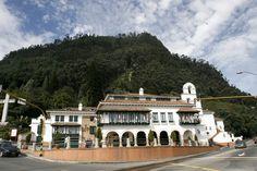 Estación Funicular del cerro Monserrate