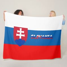 Shop Slovak flag fleece blanket created by Personalize it with photos & text or purchase as is! Slovakia Flag, Political Events, Picnic In The Park, Edge Stitch, Art For Kids, Baby Kids, Kids Outfits, Blanket, Flags