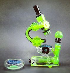 Microscope Glass Bong