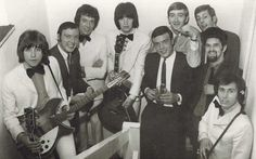 The Hollies, The Golden Garter, Wythenshawe on Manchesterbeat - the group and music scene of Manchester in the 60s