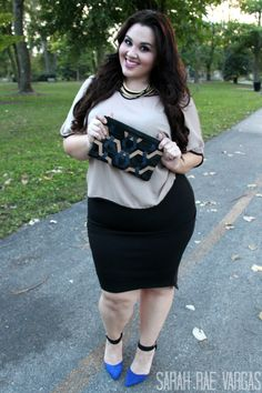 Lookbook: Fall Dresses from Fashion To Figure | Ravings By Rae