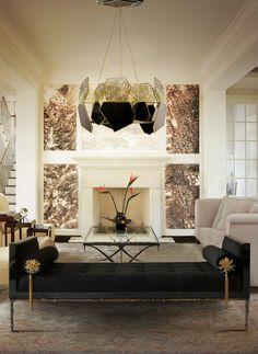 Interior Design Ideas   www.bateye.com #bateye #bymarcosousa #luxury #home #furniture #interiordesign #design #art #architecture