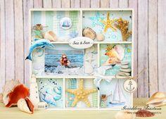 MoNa Design: Вдохновение Sea Party - Городилова Анастасия