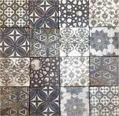 Origins Fragments artistic tile by Forrest Lesch-Middelton #CeramicFlooring #Flooring click for more.