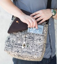 Nintendo® Messenger Bag