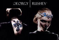 #GR #GeorgyRushev #Rushev #Necklace #jewelry #Design #fashion #details #гошарушев #рушев #ГеоргийРушев