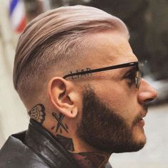 Slicked Back Mens Hairstyles Best Mens Haircuts: Cool Hairstyles For Guys Mens Medium Length Hairstyles, Quiff Hairstyles, Asian Men Hairstyle, Cool Hairstyles, Hipster Hairstyles, Medium Hair Styles, Curly Hair Styles, Cool Mens Haircuts, Men's Haircuts