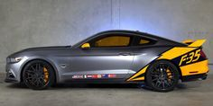 Ford | Mustang | Silver | car gallery | Forgiato