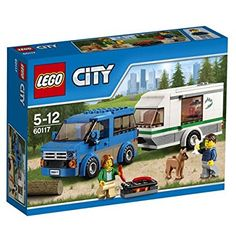 LEGO City Great Vehicles 60117: Van