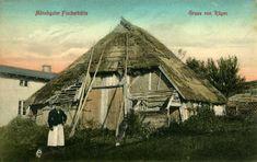 Mönchguter Fischerhütte