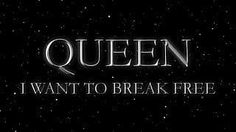 Queen - I Want To Break Free (Official Lyric Video) Subscribe to the official Queen channel now for more official lyric video's coming every month! ht...