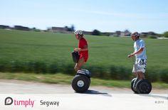 Freizeit Tipp: #Segway fahren und die Gegend erkunden.
