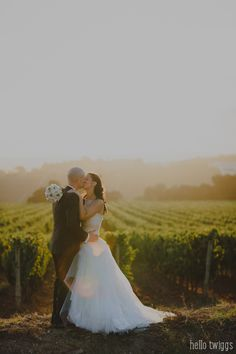 Romantic Wedding alongside the vineyards in Portugal - Photography by Hello Twiggs