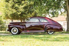 1941 Buick Special Sedanet