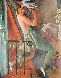 Di Cavalcanti - Pierrete (1922)