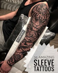 35 amazing sleeve tattoos for men - 35 amazing sleeve tattoos for . - 35 amazing sleeve tattoos for men – 35 amazing sleeve tattoos for men – # amazing # -