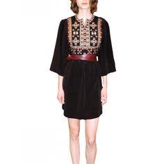 ISABEL MARANT dress @wendelavandijk
