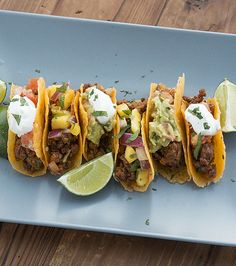 Cheese Shell Mini Tacos - Here Are Some Tacos That Are Built With Shells Made Of Cheese