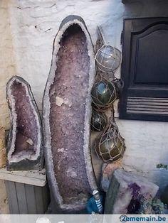 Geode amethyste 65kg - A vendre à Bruxelles