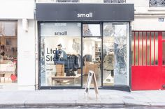 Universal Works Ltd. x Small Pop-up Shop Lands in Paris: Featuring a selection of wardrobe staples and exclusive releases. Le Pop, Universal Works, Existing Customer, Brick And Mortar, Pop Up Shops, Designer Clothes For Men, Paris, Wardrobe Staples, Around The Worlds