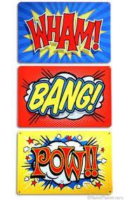 Image result for graphic novel signage