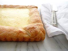 :pastry studio: Lemon Cheese Tart