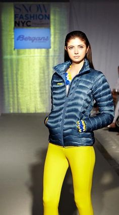 Bergans of Norway Ski Wear and Lifestyle Collection 2013-14