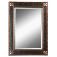 Uttermost 'Bergamo' Vanity Mirror | Overstock.com Shopping - The Best Deals on Mirrors