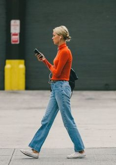 Check out all of the fashion and beauty inspiration from NYFW's street style: (http://www.racked.com/2015/9/11/9309889/nyfw-street-style#4830202)