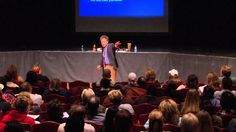 """Charlie Appelstein """"Responding vs. Reacting"""" Lecture Event in Napa, CA S..."""