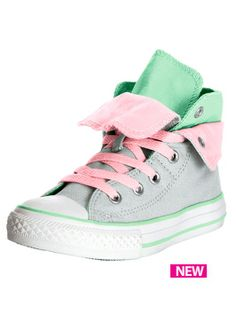 Converse Chuck Taylor All Star Double Tongue Ox Toddler Plimsolls