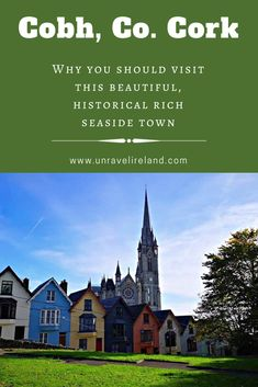 Home to the last stop of the Titanic, it's full of history and should be high on your list for visiting in Ireland Places Around The World, Around The Worlds, Cork City, Wildlife Park, Seaside Towns, Titanic, Travel Inspiration, Vacations, Ireland