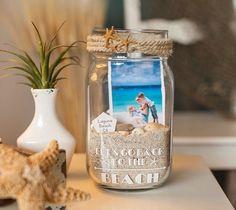 Beach Memory Jar