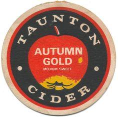 Taunton Autumn Gold Cider