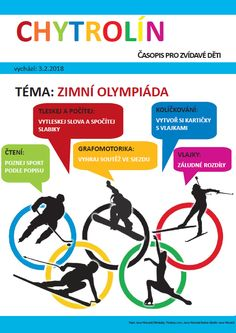 Chytrolín ke stažení :: e-Chytrolín Olympics, English, Author, English Language