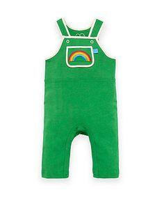 Little Bird by Jools Green Dungarees - newborn - Mothercare
