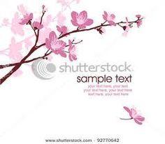 japanese flower art clipart - Google Search