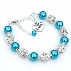 Granny Charm Bracelet Granny Gift Granny Jewelry by AMIdesigns