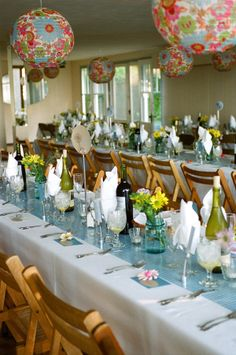 #tablescapes  Photography: Q Weddings - www.qweddings.com