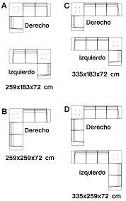 medidas de sofa ile ilgili görsel sonucu
